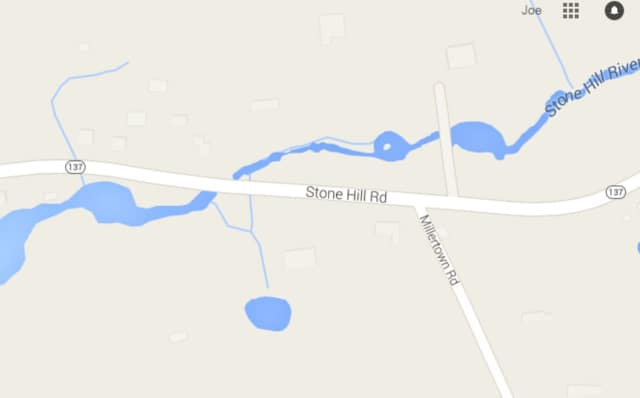 Stone Hill Rd. was closed near Millertown Rd. due to downed power lines.