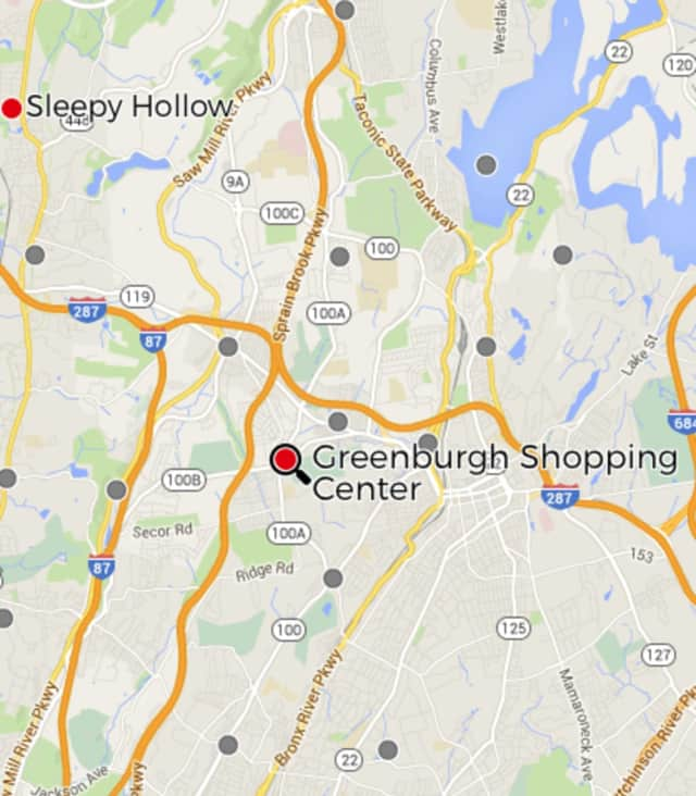 The Greenburgh Shopping Center on Knollwood Road is proposing several updates to the center to make it more driver and pedestrian friendly.