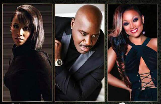 Vivian Green, Will Downing and Chante Moore will appear at The Klein on March 4