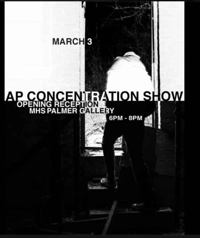 Mamaroneck High School's AP Concentration Art Show opens Thursday.
