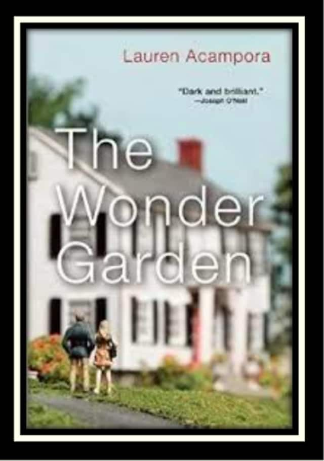 """The Mark Twain Library in Redding will host an author talk with author Lauren Acampora who wrote """"The Wonder Garden."""""""