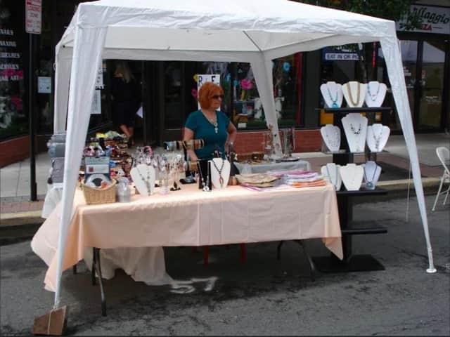 The Suffern Street Fair returns April 17.