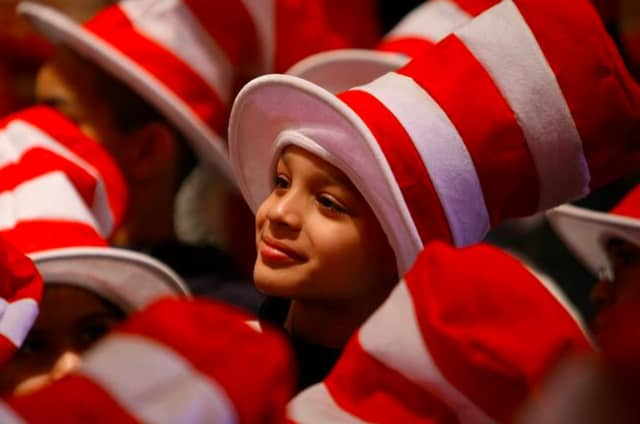 """Little Ferry students are invited to """"Read Across America"""" on Wednesday."""