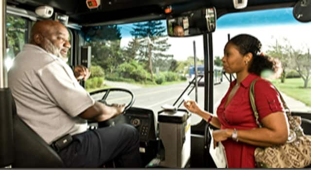 Trumbull offers bus services to seniors who need to go to a doctor's appointment or shopping.