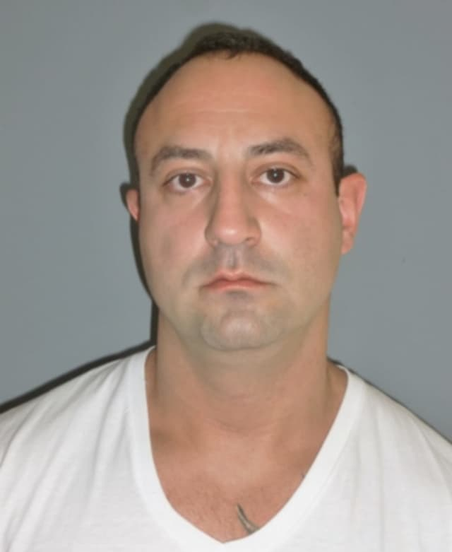 State police have arrested one of their own in the 2014 theft of landscaping equipment. Marko Kos, 35, of Brewster, a trooper assigned to the Somers barracks, now faces felony grand larceny charges.