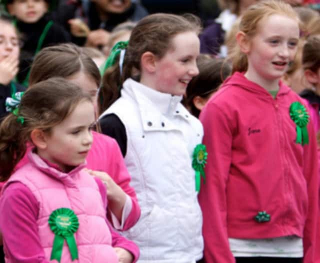 The annual St. Patrick's Day Parade in Stamford will take place this Saturday.