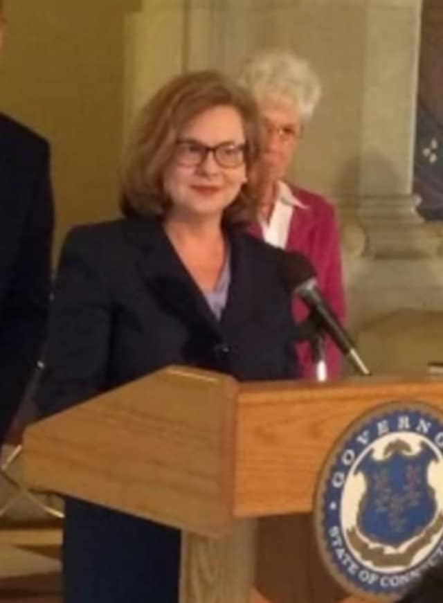 Connecticut's Education Commissioner Dianna Wentzell
