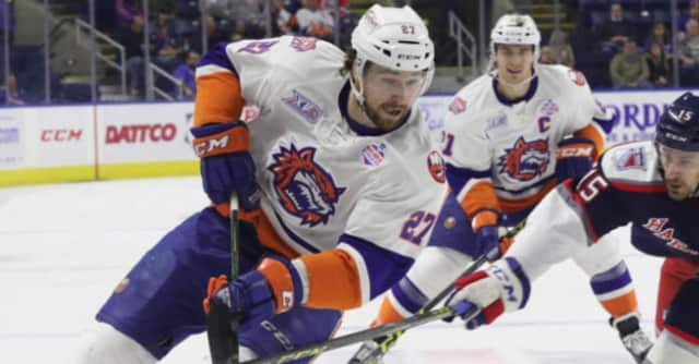 Join the fun when the Bridgeport Sound Tigers take on Connecticut State Police Troop-G during a game to raise money for the Special Olympics.