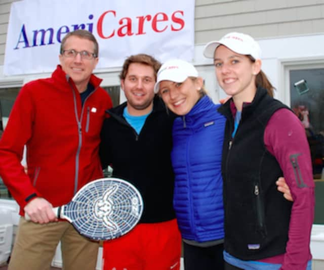 """The second annual """"Battle with a Paddle"""" will benefit AmeriCares."""