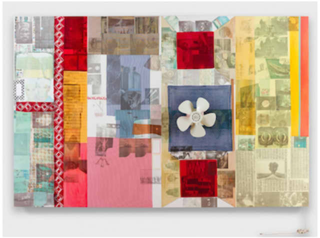 """The exhibition """"Robert Rauschenberg: Spreads and Related Works"""" will be on display May 1 through Aug. 15 at The Glass House in New Canaan."""
