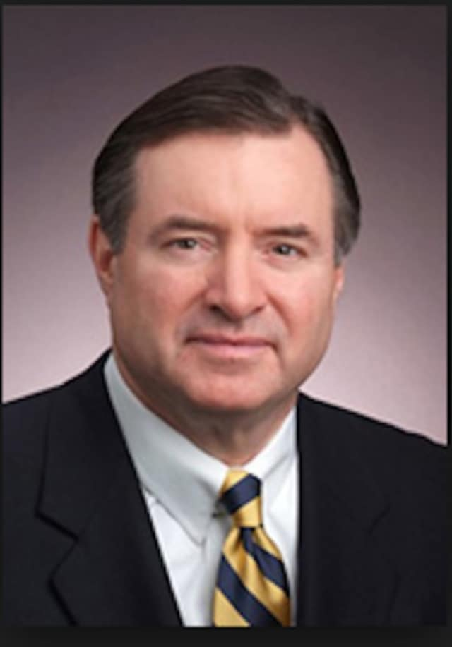 Western Connecticut State University President John B. Clark will speak to members of the Newtown Chamber of Commerce at the group's monthly breakfast meeting March 9.