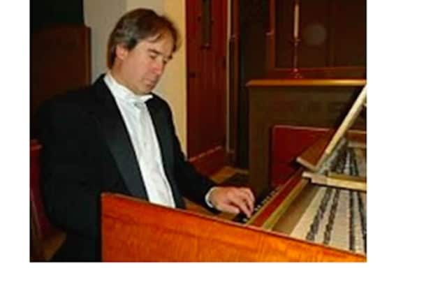 """The Art of the Harpsichord"" with Dr Sándor Szabó will be presented Sunday from 3-4:30 p.m. at the Bronxville Public Library."