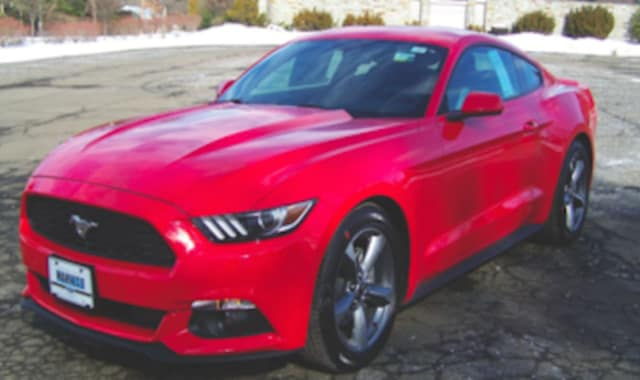 The Saddle River Valley Lions are raffling off a 2016 Ford Mustang.