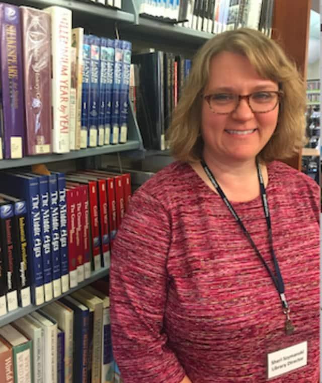 Sheri Szymanski the new Stratford Library Director.