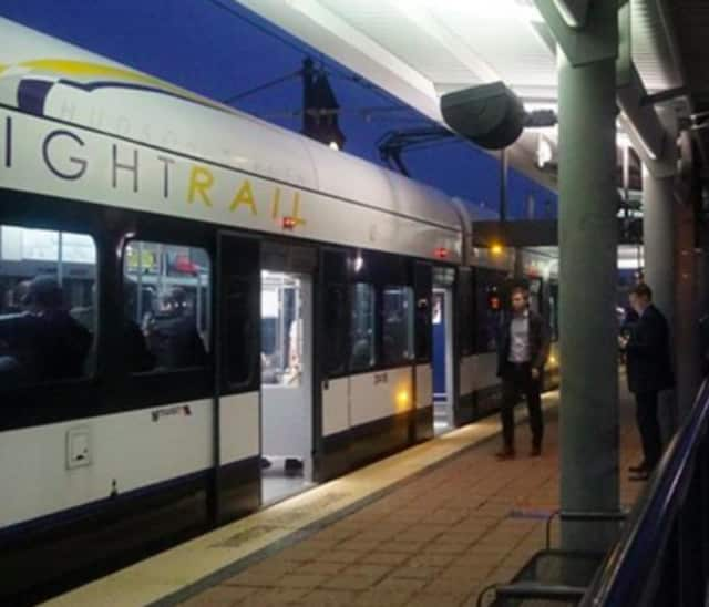 Leonia officials hope the proposed light rail fuels redevelopment.