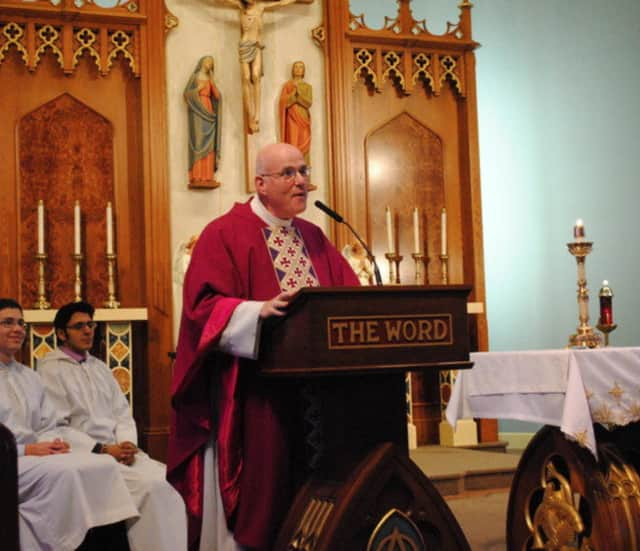 Father Matthew Mauriello has stepped down from the leadership position at St. Roch Church. He plans to spend more time taking care of himself and working within the diocese.