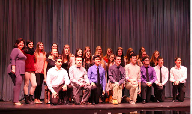 Thirty-one Italian language students at Westlake High School in Thornwood were inducted into the Italian Honor Society on March 2.
