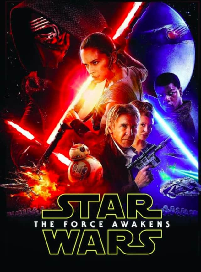 "The Englewood Library will screen ""Star Wars: The Force Awakens."""
