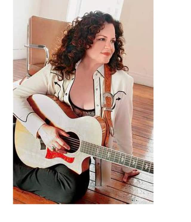 The Ossie Davis Theater at The New Rochelle Public Library is hosting a concert Saturday, March 12, featuring Caroline Doctorow (acoustic guitar, vocals) with Gary Oleyar (fiddle, guitar and duet vocals) and Bob Green (upright bass).