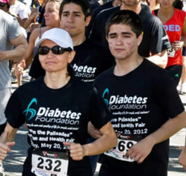 Run The Palisades will aid the Diabetes Foundation.