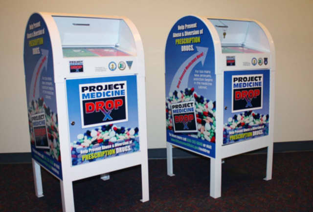 Project Medicine Drop is available at more police headquarters in Bergen than in any other NJ county.