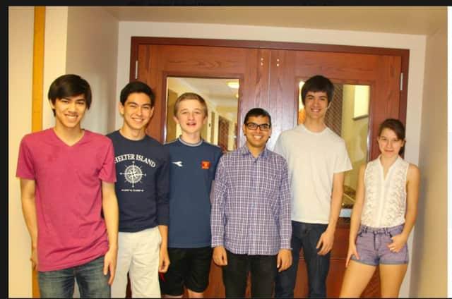 Pelham students were American Mathematics Competition winners.