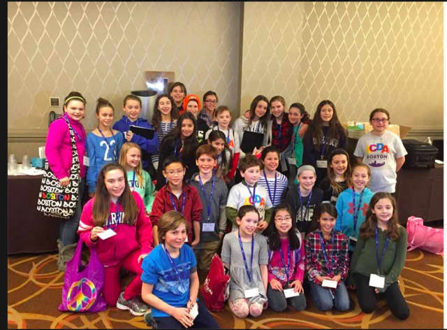 Briarcliff Manor students represented the district in large numbers at the Eastern Division American Choral Directors Association Conference in Boston.