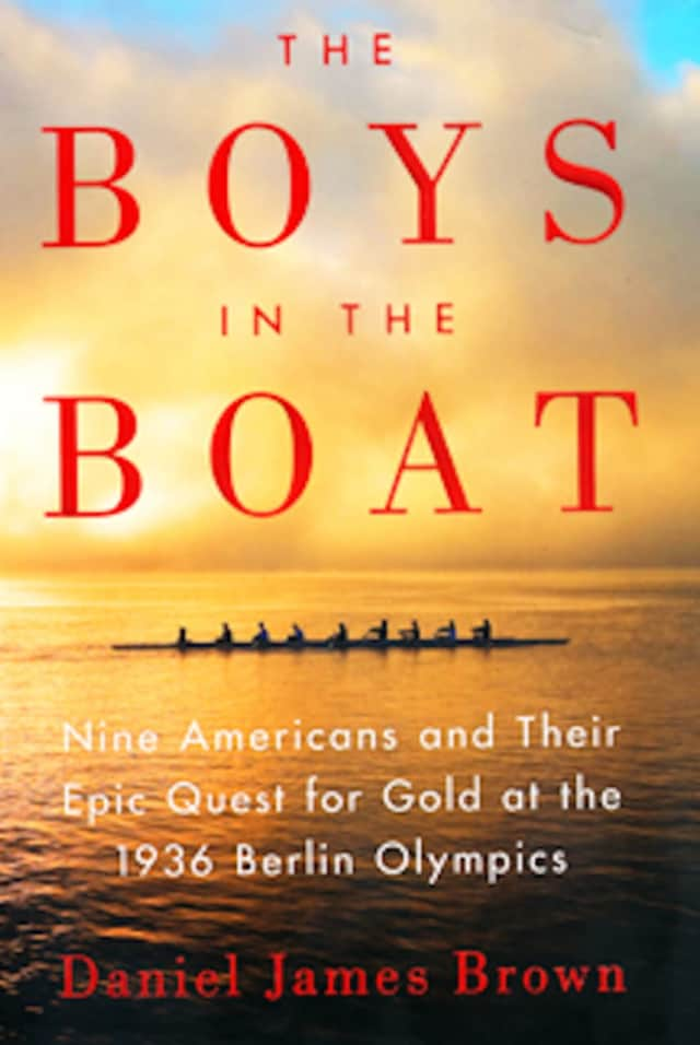 """The Edith Wheeler Memorial Library is hosting a craft event in conjunction with the 2016 Monroe Reads Together book selection, """"The Boys in the Boat."""""""