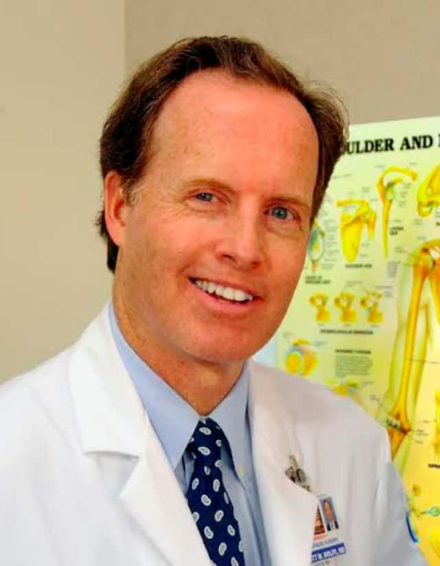 Dr. Scott Wolfe of Hospital for Special Surgery.