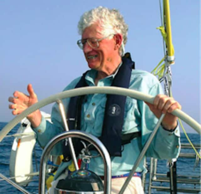 Historian John Rousmaniere will discuss Greenwich's links to yachting April 19 at the Greenwich Historical Society.