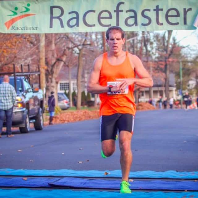 Joe Singleton will compete in the New York City Half Marathon on Sunday.