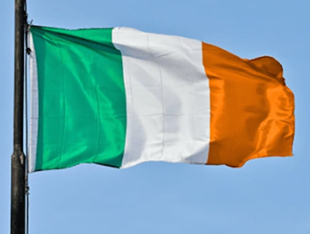 The Bergen County Board of Chosen Freeholders will host an Irish Flag Raising Ceremony March 28.