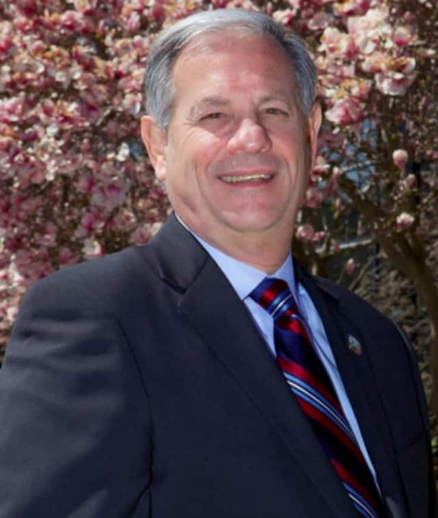 Bergen County Executive Jim Tedesco.