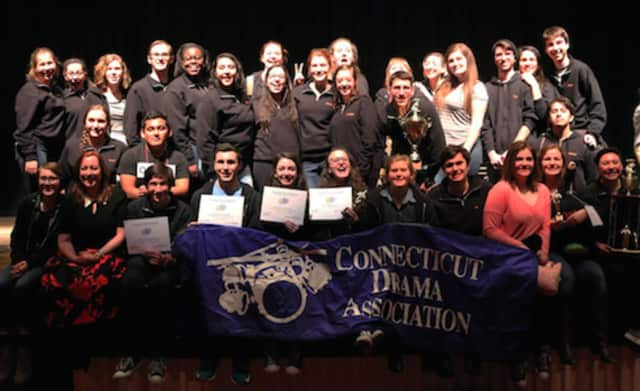 Stamford High did very well at a recent statewide drama competition.