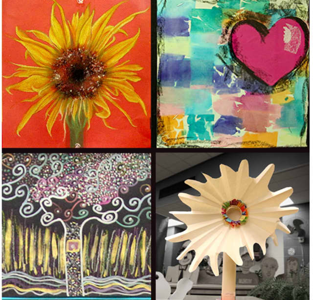 Mount Pleasant school's annual K-12 arts festival is open from 2:15-2:45 p.m., Thursday, March 24.