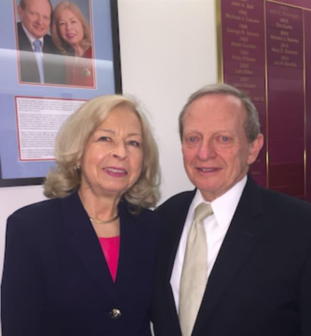 Mary Sommer and Jay Sandak