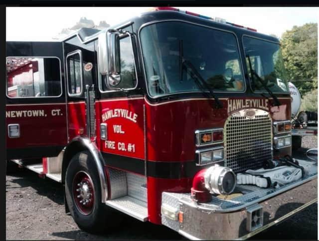 Hawleyville Volunteer Fire Company is celebrating Volunteer Firefighter Day on Saturday, April 9.