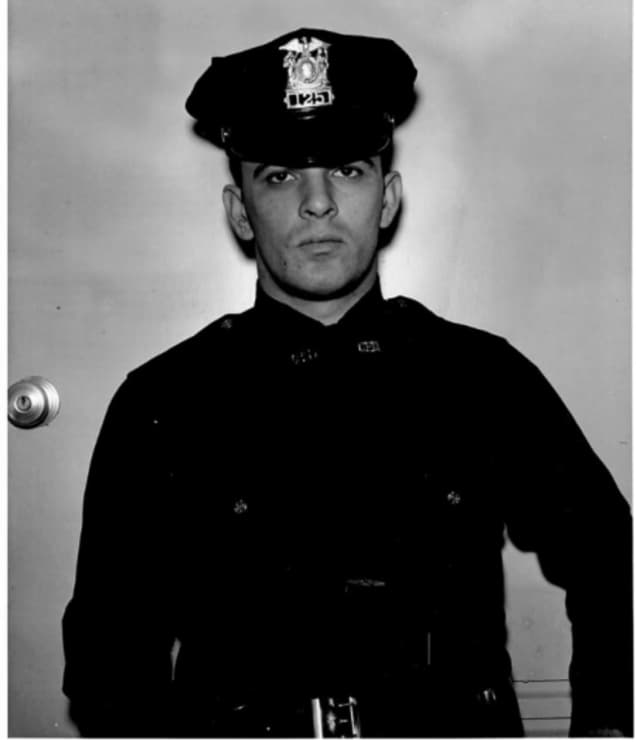 Retired Clarkstown Police Department Lt. George O'Shea