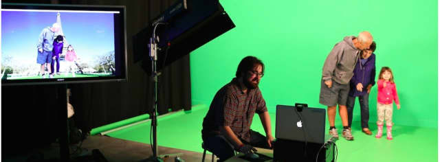The Jacob Burns Film Center Media Arts Lab in Pleasantville is hosting family Saturdays.