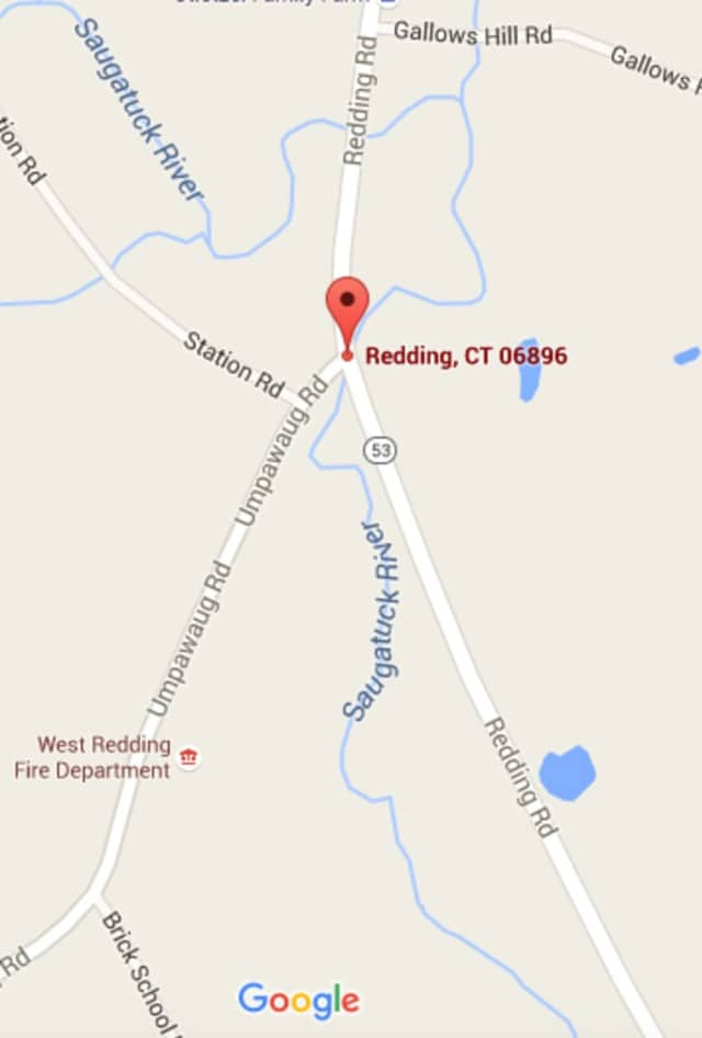 Construction work will block a lane of Route 53 in Redding.