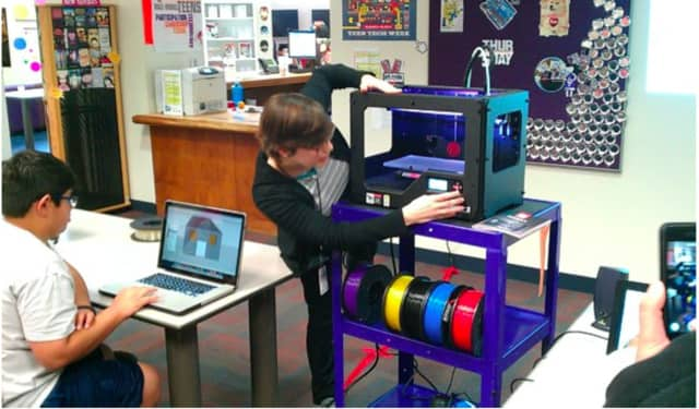 Greenburgh Library in Elmsford showcases 3D printing for teens on March 30, from 6:30-8:30 p.m.