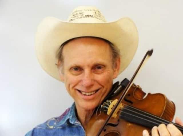David Rimelis will bring his fiddling talents to this unique concert.
