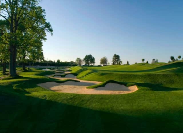Pound Ridge Golf Club has once again been noted by Golfweek.