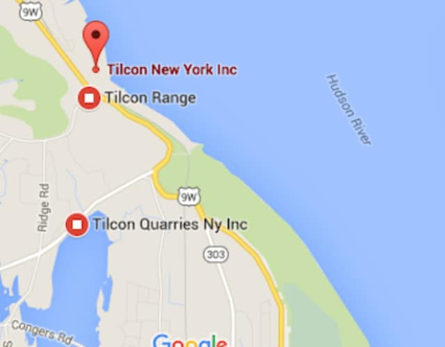 A tug boat captain was hospitalized after going into cardiac arrest on the Hudson River near Haverstraw.