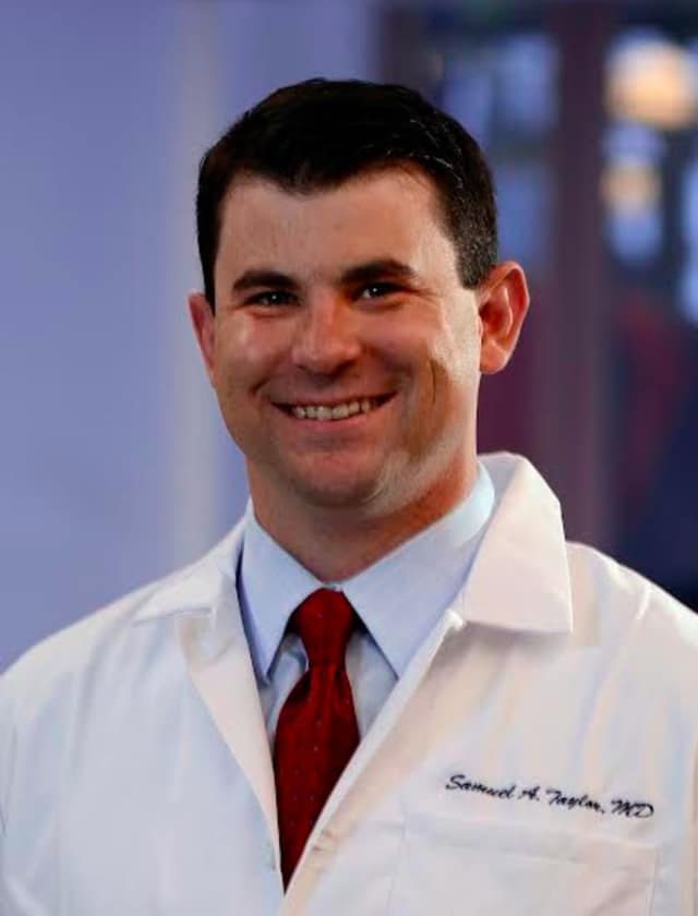 Dr. Samuel Taylor of HSS.
