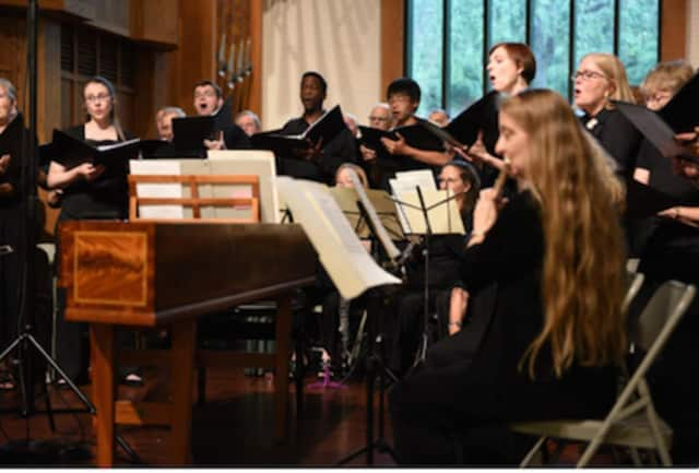 Music on the Hill opens its 2016 concert season with an evening of baroque music for chorus, harpsichord, and strings, led by Artistic Director Ellen Dickinson, Conductor.