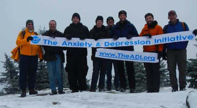 The Anxiety and Depression Initiative promotes an active and healthy lifestyle to mitigate anxiety and depression.