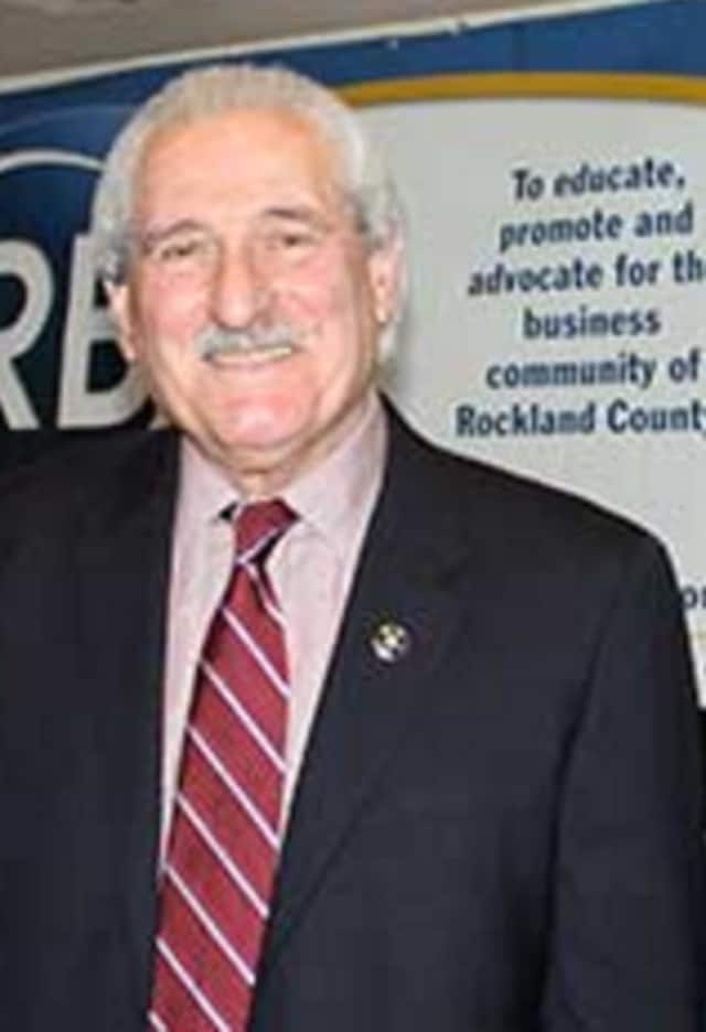 Al Samuels, President/CEO of Rockland Business Association.