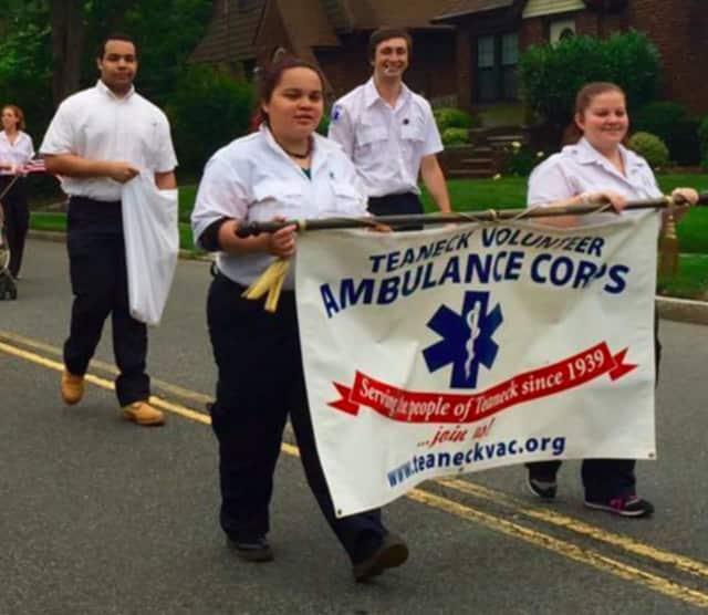 Teaneck Volunveer Ambulance Corps is celebrating national EMS week.