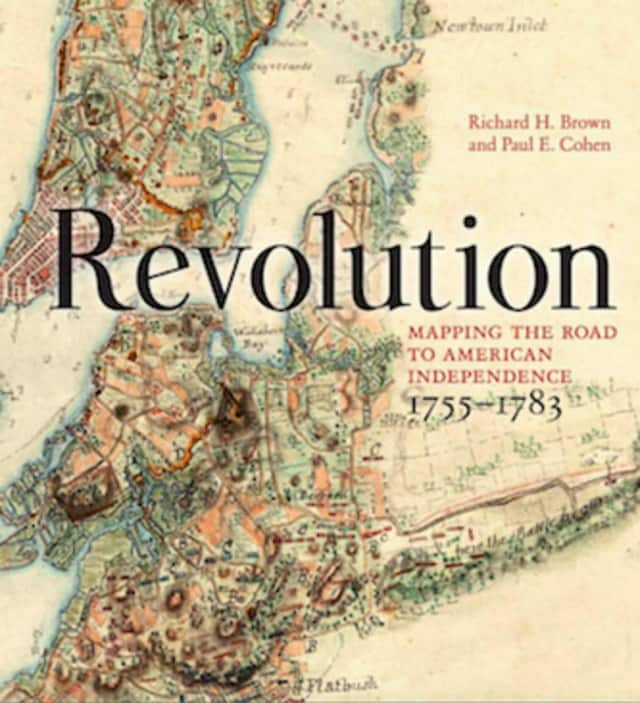 Rare and beautiful maps document our nation's founding at Greenwich Historical Society event.